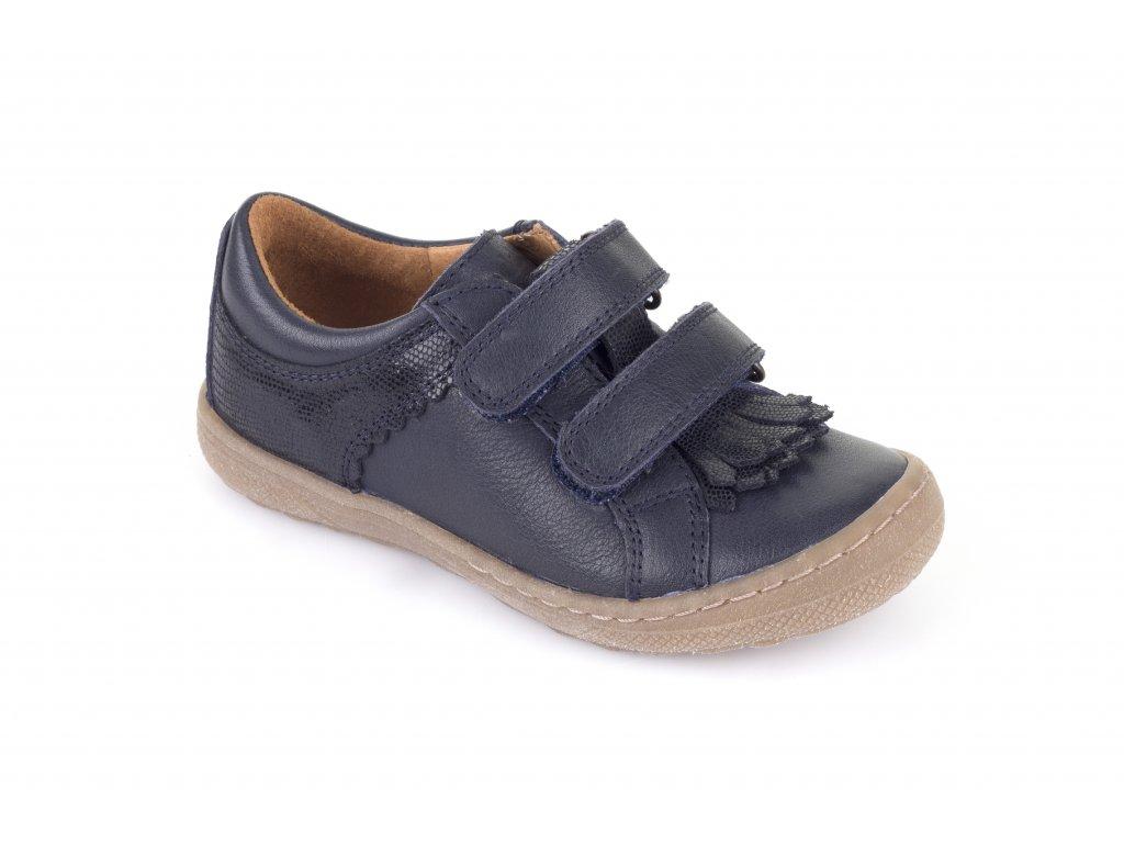 3bab4e96fbe2 Topánky so strapcami - blue - Froddo - Zdravé detské nôžky