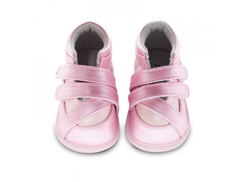 Emily Z strap pink metallic - Jack and Lily d1a7e664743