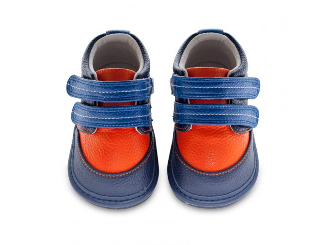 Hayden Courtorange/ navy - Jack and Lily - Jack and Lily