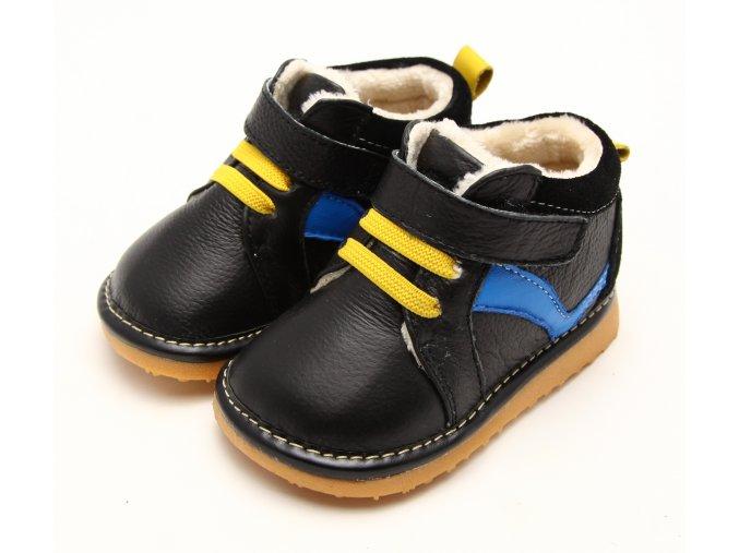 Topánočky - čierna - Freycoo