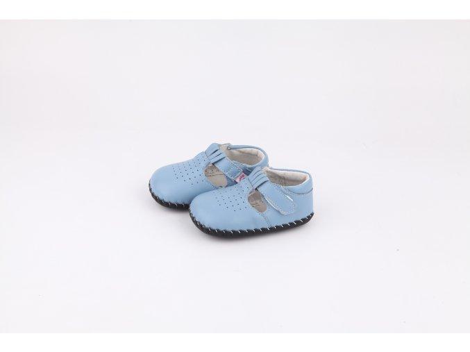 Topánky - modrá - Freycoo