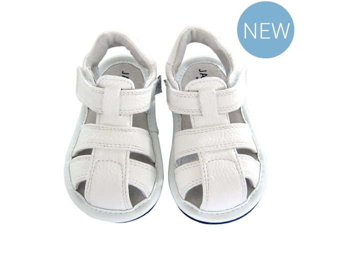 Madden sandal white - Jack and Lily