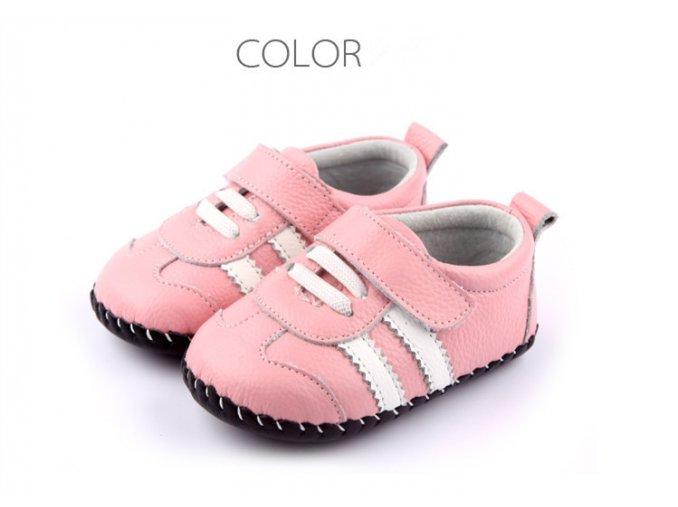Topánočky - ružová - Freycoo