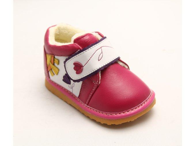 Topánky Slniečko - ružová - Freycoo