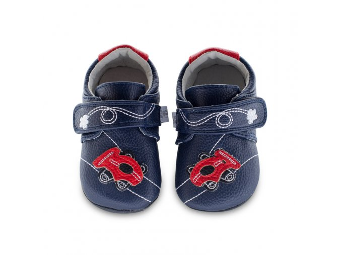 Jake Racecar navy - Jack and Lily