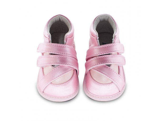 Emily Z strap pink metallic - Jack and Lily