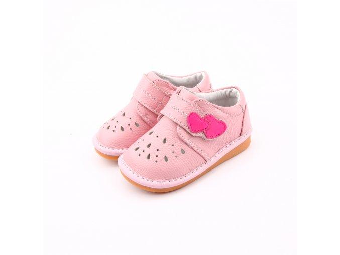 Ružové topánočky - Freycoo