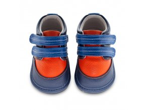 Hayden Court orange/ navy - Jack and Lily - Jack and Lily