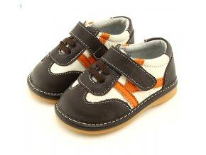 Hnedé topánočky - Freycoo