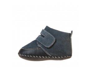 Topánočky - sivé - Little Blue Lamb