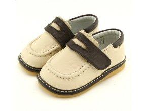 Béžové topánky - Freycoo